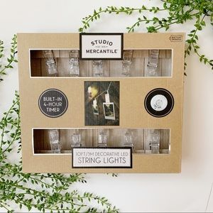 Other - Decorative LED String Lights